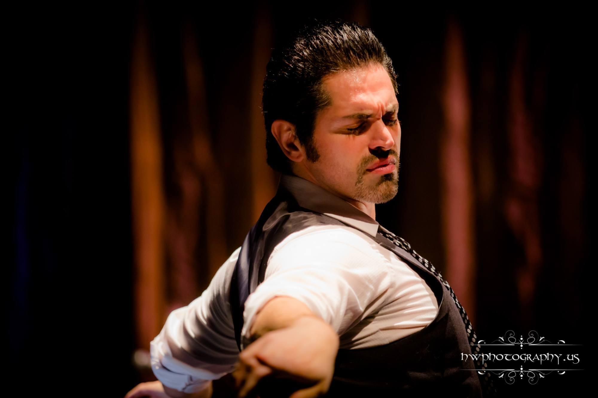 Carlos montufar flamenco for hire
