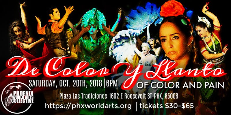 flamenco event phoenix october 2018