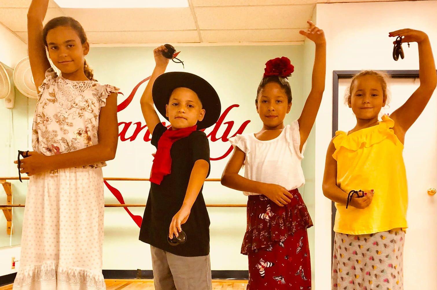 flamenco dance classes phx