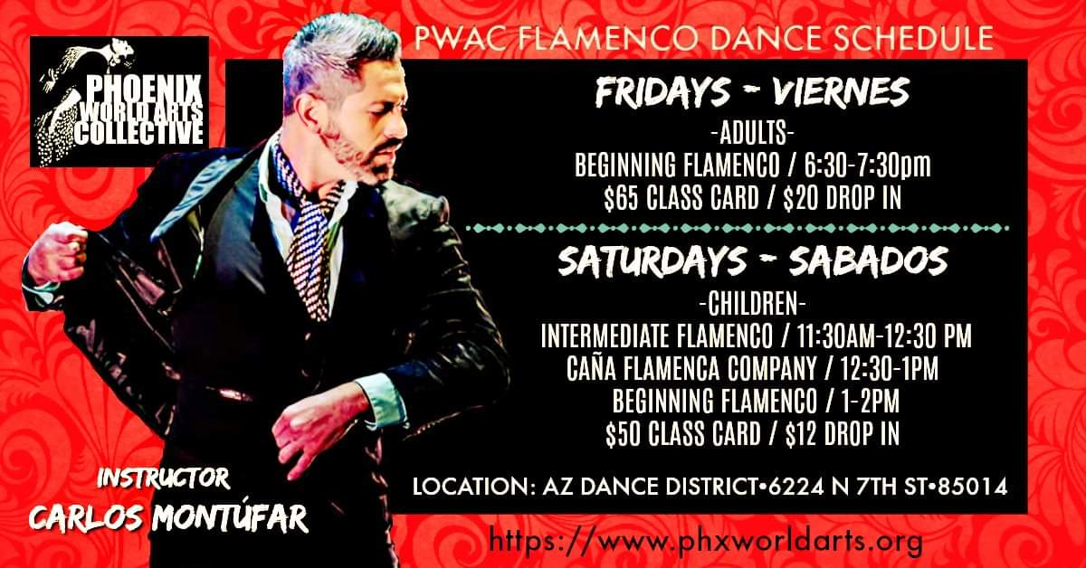 flamenco dance classes in phoenix